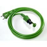 Przewód zewnętrzny DEFA 230V ,kabel zewnętrzny Defa, kabel do karetki pogotowia