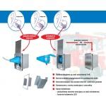 Rettbox air gniazdo ładowania 230V + powietrze